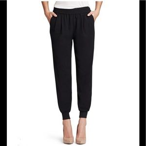 NWT Joie Sz M Mariner Crop Joggers
